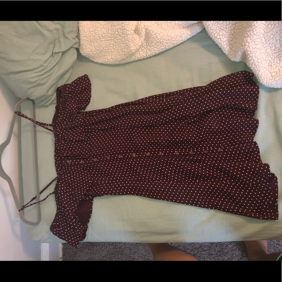 American Eagle Outfitters Dresses & Skirts - American Eagle off shoulder dress
